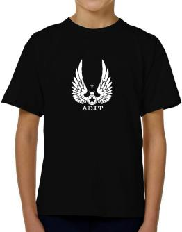 Adit - Wings T-Shirt Boys Youth