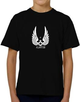 Alaster - Wings T-Shirt Boys Youth