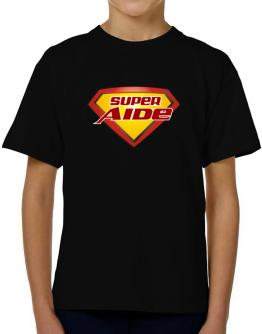 Super Aide T-Shirt Boys Youth