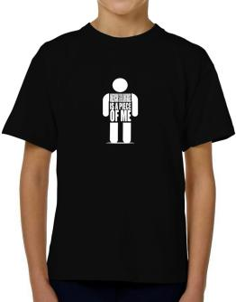 American Sign Language Is A Piece Of Me T-Shirt Boys Youth