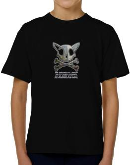 The Greatnes Of A Nation - Chartreuxs T-Shirt Boys Youth