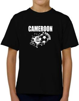 All Soccer Cameroon T-Shirt Boys Youth