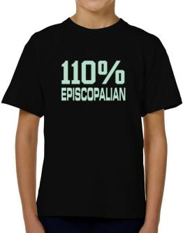 110% Episcopalian T-Shirt Boys Youth