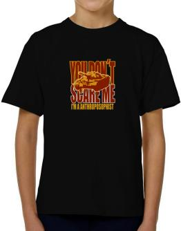 Dont Scare Me T-Shirt Boys Youth