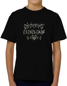 Islam T-Shirt Boys Youth