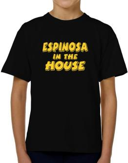 Espinosa In The House T-Shirt Boys Youth