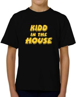 Kidd In The House T-Shirt Boys Youth