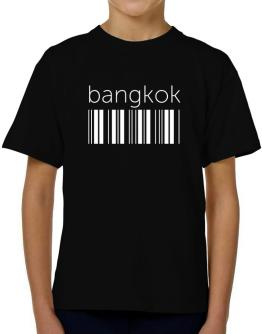 Bangkok barcode T-Shirt Boys Youth