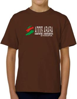 Brush Addis Ababa T-Shirt Boys Youth