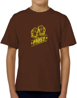 Prost! German T-Shirt Boys Youth