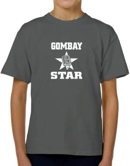 Gombay Star - Microphone T-Shirt Boys Youth
