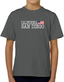 San Diego State T-Shirt Boys Youth