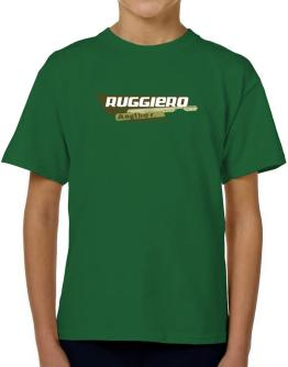 Ruggiero - Another Dimension T-Shirt Boys Youth