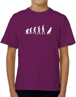 Andean Condor evolution T-Shirt Boys Youth