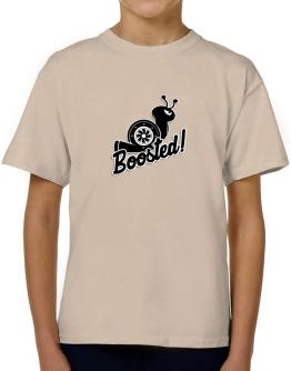 Boosted turbo snail T-Shirt Boys Youth