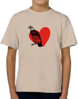 Andean Condor lover T-Shirt Boys Youth