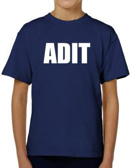 Adit T-Shirt Boys Youth
