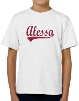 Alessa T-Shirt Boys Youth