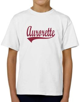 Aurorette T-Shirt Boys Youth