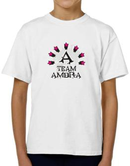 Team Ambra - Initial T-Shirt Boys Youth