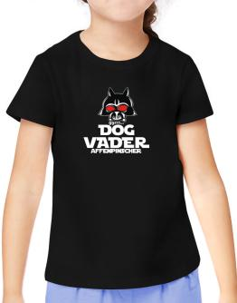 Dog Vader : Affenpinscher T-Shirt Girls Youth