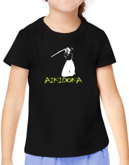 Aikidoka T-Shirt Girls Youth