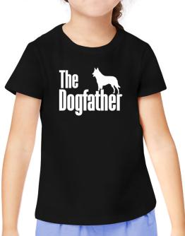 The dogfather Belgian Malinois T-Shirt Girls Youth