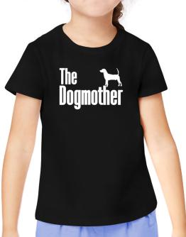 The dogmother North Country Beagle T-Shirt Girls Youth