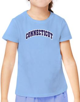 Connecticut Classic T-Shirt Girls Youth
