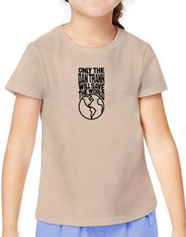Only The Dan Tranh Will Save The World T-Shirt Girls Youth