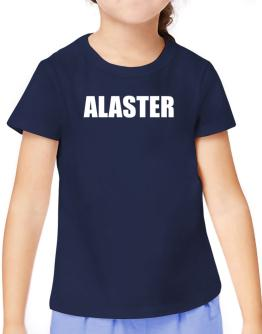 Alaster T-Shirt Girls Youth