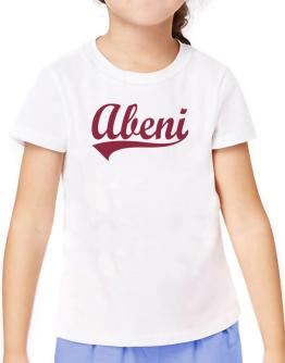Abeni T-Shirt Girls Youth