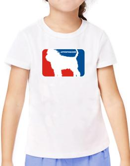 Affenpinscher Sports Logo T-Shirt Girls Youth