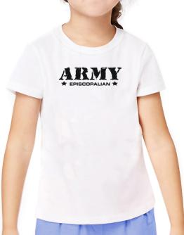 Army Episcopalian T-Shirt Girls Youth