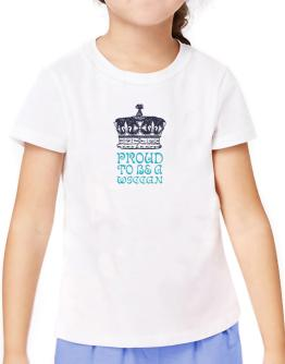 Proud To Be A Wiccan T-Shirt Girls Youth