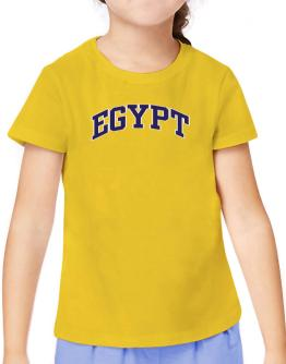 Egypt - Simple T-Shirt Girls Youth