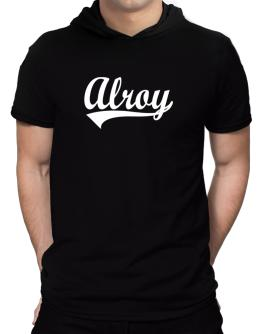Alroy Hooded T-Shirt - Mens