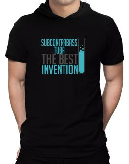 Subcontrabass Tuba The Best Invention Hooded T-Shirt - Mens