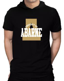 Property Of Abarne Hooded T-Shirt - Mens