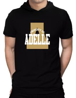 Property Of Adelle Hooded T-Shirt - Mens