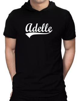 Adelle Hooded T-Shirt - Mens