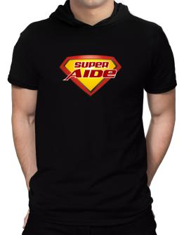 Super Aide Hooded T-Shirt - Mens