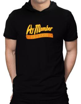 Hy Member For A Reason Hooded T-Shirt - Mens