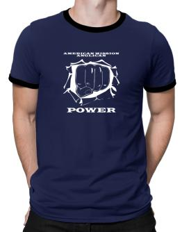 American Mission Anglican Power Ringer T-Shirt