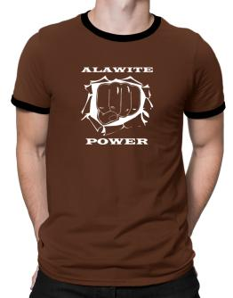 Alawite Power Ringer T-Shirt