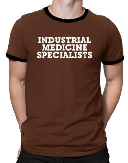 Industrial Medicine Specialists Simple Ringer T-Shirt