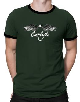 Carlyle wings 2 Ringer T-Shirt