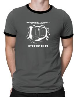 Akamba Mythology Interested Power Ringer T-Shirt