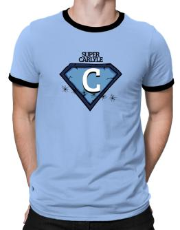 Super Carlyle 2 Ringer T-Shirt