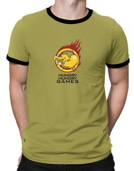 Hungry Games Ringer T-Shirt